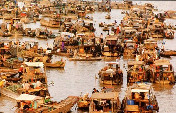 The Mekong Delta