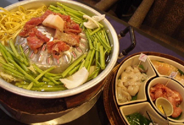 Traditional cambodian cuisine