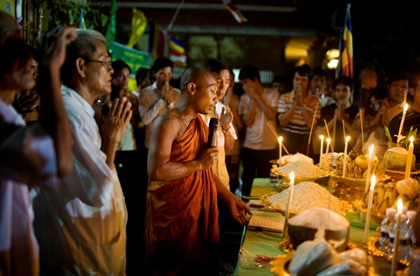 Religion plays an important role in Cambodian culture