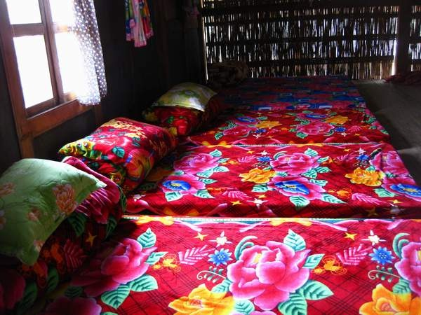 Accommodation in homestay
