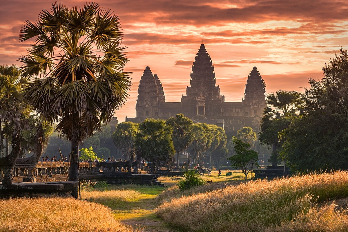 The magical city of Siem Reap