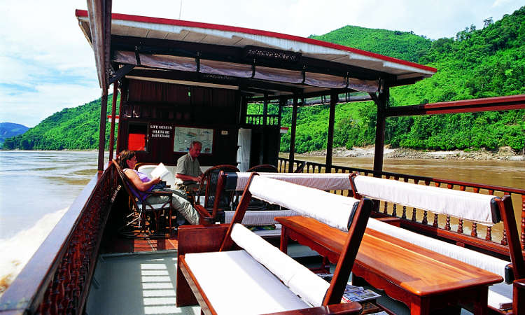 When to do a Mekong River cruise