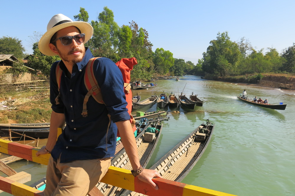 Tips for backpacking Burma